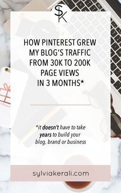 Learning Pinterest is critical to your blog's growth strategy. These pinterest tips for bloggers will grow your traffic in 3 months. Viral pins. #pinterest #pinteresttips #bloggingtips #growtraffic
