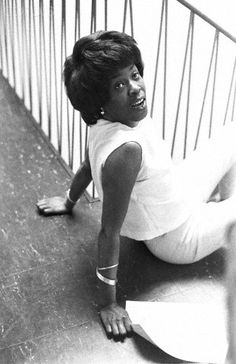 Sarah Vaughn in Denmark, 1963