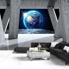 Fototapeten Optische Erweiterung Set | 10 Besten 3d Tapeten Mit Extremer Tiefenwirkung Bilder Auf Pinterest