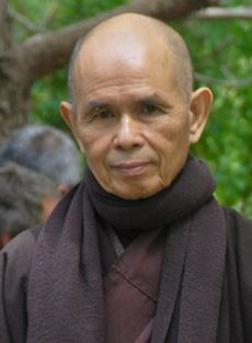 """Thich nhat hanh """"Peace is every step"""""""