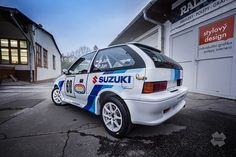 M. Jun (Suzuki Swift Gti) - design and wrap.