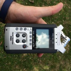 Recording ceremonies & vows with my new Zoom H4 Digital Audio Recorder