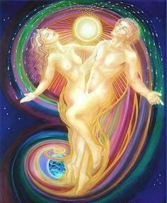 Tanrısal kaynağa geri yükselmekteyken hayatımıza giren pek çok eş ruh ile karşılaşacağız. Bunlar aile üyeleri, samimi olduğumuz insanlar olabilir. Ya da tam aksine anlaşamadığınız kişiler olabilirler. Her biri yüzleşmeniz gereken bir parçanızı size göstereceklerdir. Her biri sizin tanrısallığınızın yansımasıdır ve size genişleme ve büyüme imkanı yaratacaklardır. Bazıları ömür boyu sizinle kalacaklar veya işleri bitince gideceklerdir. Her eş ruh ruhsallık yolunda ruhunuzun yönünü tayin edici…
