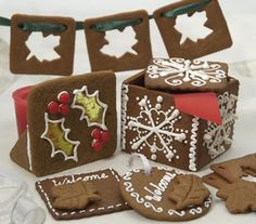 Gingerbread awesomeness!