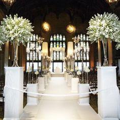 All-White Wedding in Chicago