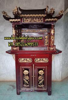 Jual Altar Sembahyang Leluhur Jakarta   BERKAH MEBEL JEPARA Batam, Jakarta, China, Porcelain, Porcelain Ceramics