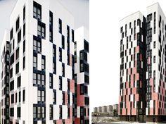 Torre de 77 viviendas VPO en la Plaza Europa de l'Hospitalet de Llobregat, Premios de Vivienda Social de Cataluña 2012, Premios, Premios de Arquitectura