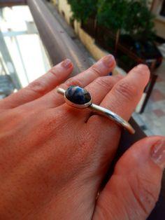 Sapphire, Rings, Etsy, Shopping, Jewelry, Jewlery, Jewerly, Ring, Schmuck