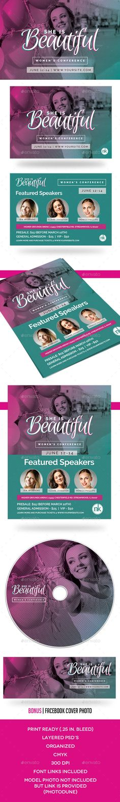Multipurpose Flyer Designs Logos, Print and Modern - conference flyer template