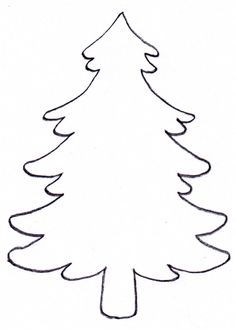 - karácsonyi képeslap – Décoration de Noël # Noël # Noël décoration # Noël jardin d& - Christmas Tree Template, Christmas Stencils, Christmas Wood, Christmas Printables, Christmas Projects, Christmas Tree Pattern, Felt Crafts, Holiday Crafts, Diy And Crafts