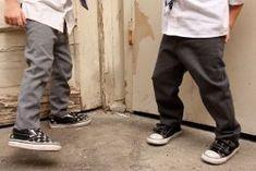 Slim Slacks for Boys
