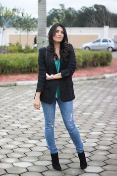look blazer rendado borboletas na carteira fashion style estilo_-6