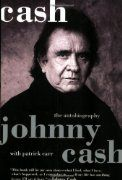 """But I have to say my all-time favorite book is Johnny Cash's autobiography, Cash by Johnny Cash."""