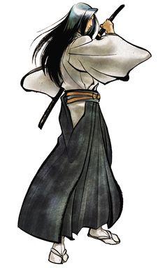 Ukyo Tachibana - Samurai Shodown Sen, Senri Kita