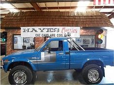 Classics on Autotrader has listings for new and used 1980 Toyota Pickup Classics for sale near you. See prices, photos and find dealers near you. Toyota Hilux, Toyota 4x4, Toyota Trucks, Toyota Tacoma, Toyota Pickup For Sale, Mini 4x4, Pickups For Sale, Top Cars, Pickup Trucks