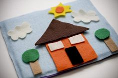 Mini Felt board busy bag 1