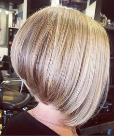Credit to @pureformsalon  @hair_by_marlo Probably one of the best shaped bobs I came across. Love this hairstyle ... perfect dimensional color  Gorgeous bob done by Marlo To have your hair featured please tag @bobbedhaircuts ---------------------------------- #pureformsalon #classiccut #bobcut #invertedbob #yycsalon #yycnow #haircut #gorgeoushair #hairdesign #newhair #Beauty #btcpics #ilovehair #boblife #btc_color #bobbedhair #bobsfordays #dimentionalcolour #blondebob