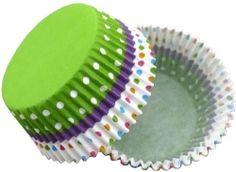 Formičky na muffiny a cupcakes 50ks č. Muf-36 puntiky