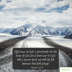 """Do you ever feel overwhelmed at what is in front of you? Worn out from the past? Measuring inferior for the future? Do all the """"mountains"""" of tomorrow seem too much to travail? This post will give you motivation from the Bible on how you can learn to persevere. Why not drop by for a visit?"""