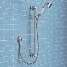Discover the stunning Trafalgar Traditional Shower Slide Rail Kit online. Ideal for creating an authentic period look. Now at Victorian Plumbing. Shower Rail, Traditional Design, Polished Chrome, Sliders, Plumbing, White Ceramics, In The Heights, Door Handles, Victorian