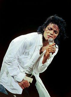 Michael Jackson, Bad Tour, Man in the Mirror