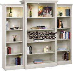 White Bookcase, Built In Shelves, Decor, The Hamptons, Home, Wood Design, Traditional Bookcases, Wall Systems, Wood Bookcase
