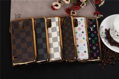 LV moderne Hardcase für Samsung Galaxy Note 4 und S5 - spitzekarte.com