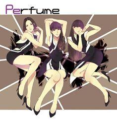 Perfume. Yui Metal