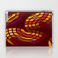 Modern Retro Art Laptop & iPad Skin by Fine2art - $25.00