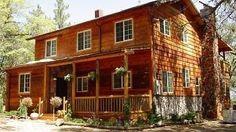 Julian 1927 Historic Cabin Retreat - 'Burgio... - VRBO