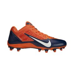 Nike Alpha Pro TD (NFL Broncos) Men's Football Cleat | $95 | gifts for the sporty guy | mens football cleats | athletic | sports | menswear | mens style | mens fashion | wantering http://www.wantering.com/mens-clothing-item/nike-alpha-pro-td-nfl-broncos-mens-football-cleat/ag32Y/