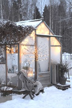 >>Want to know more about lean to greenhouse. Click the link to learn more~~ The web presence is worth checking out. Winter Greenhouse, Lean To Greenhouse, Greenhouse Plans, Greenhouse Gardening, Outdoor Spaces, Outdoor Living, Scandinavian Garden, She Sheds, Garden Structures