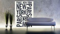 Papier peint Paris NewYork 212x300 - Acte deco