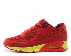 the latest 37a67 94d68 Womens Sneakers Nike Air Max 90 GS red Air Max 90, Red Air Max,