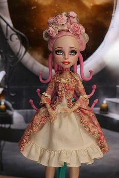 My handmade clothing for Monster High Dolls