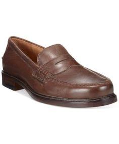 Polo Ralph Lauren Dustan Loafers - All Men\u0027s Shoes - Men - Macy\u0027s
