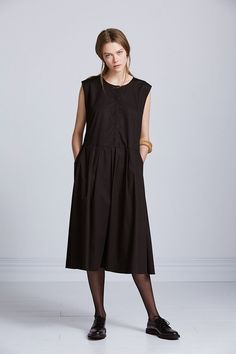 kowtow - 100% certified fair trade organic cotton clothing - Collectors Dress