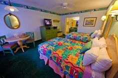 Disney's Caribbean Beach Resort is one of my favorites at Walt Disney World. Here's a review with lots of