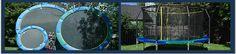 A.J. Landmark Trampolines | Trampoline Replacement Parts