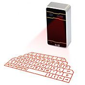 laserprojection keyboard :) Nothing to tuck away really!
