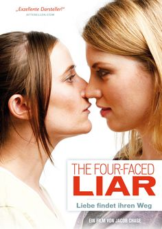 The Four-Faced Liar - Liebe findet ihren Weg Movie List, Movie Tv, Girly Movies, Ape Hangers, Drama, Lesbian Love, Lesbian Couples, The Four, Dark Fantasy Art