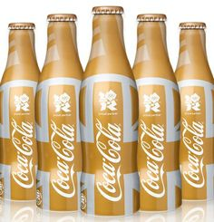 coca-cola londres olimpicos 2012 packaging