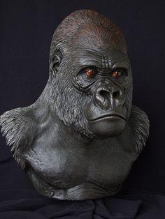 Lowland Gorilla by revenant-99.deviantart.com
