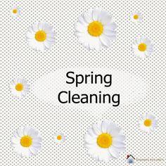 Κυριακή στο σπίτι... : Spring Cleaning!