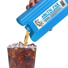 Secret Flask - Ice Pack Flask Holds 14 oz. Hide it right in plain sight!