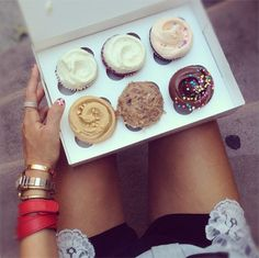 cupcakes? yes please :D