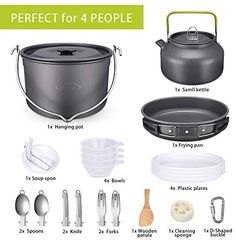 Plastic Plates, Travel Products, Hanging Pots, Program Design, Rice Cooker, Outdoor Camping, Cutlery, Cookware, Kettle