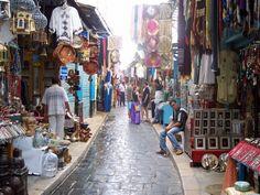 Old medina; Casablanca Morocco