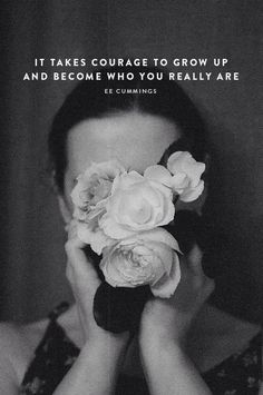 The real you.