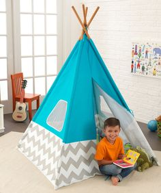 Ready for some summer fun?? Use this adorable Tee-Pee for an outdoor picnic or in the #playroom when you're avoiding the heat.